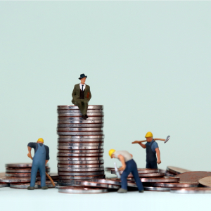 How Does Bitcoin Distribution Compare to Wealth Inequality?