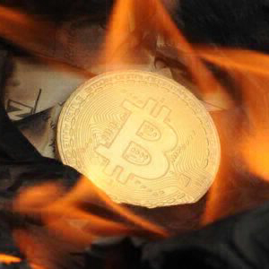 Bitcoin To 'Disappear In A Puff Of Smoke?' – Or Are The Fires Just Getting Stoked?