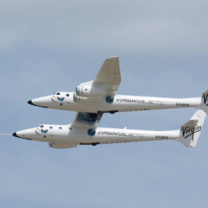 To The Moon! Bitcoin Space Travel Gets Closer As Virgin Galactic Takes Flight