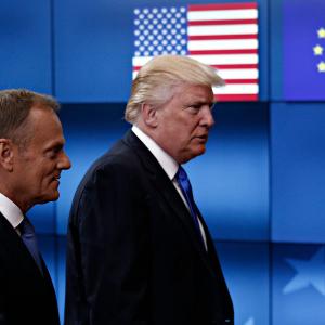 EU Next on Trump's Tariff List; Will People Turn To Bitcoin?