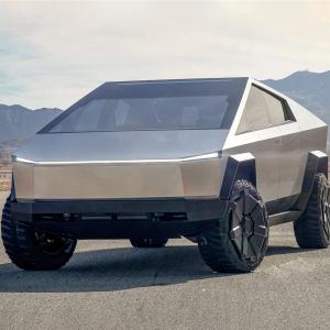 Binance to Give Away Tesla Cybertruck In Xmas TROY Promotion
