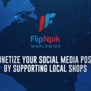 [promoted] FlipNpik's Social Media Model: Boosting Incentives for Local Promotions