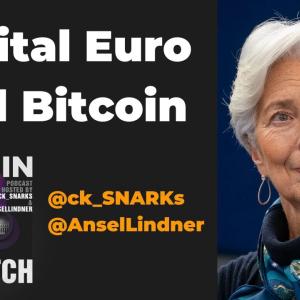 Video: Digital Euro, Central Bank Digital Currencies And Bitcoin
