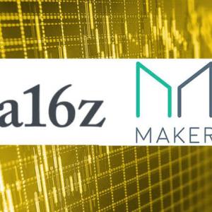 a16z Puts $16 Million Behind Stablecoin Platform MakerDao