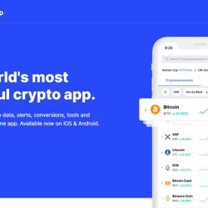 CoinMarketCap App Now Available on Android and iOS Devices