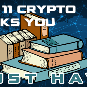 11 Best Books on Bitcoin, Blockchain and Cryptocurrencies