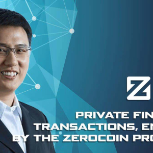Zcoin, Putting Financial Privacy at the Forefront With Untraceable Crypto Transactions