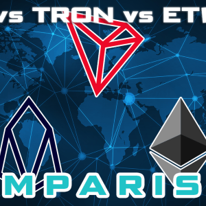 EOS vs Ethereum vs TRON – Which Is Best? In-Depth Review