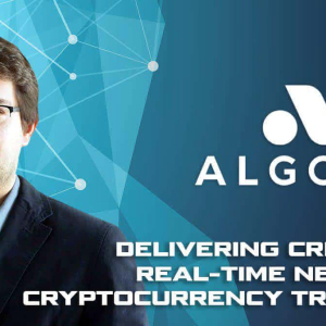 Algory, Enabling Traders to Stay Ahead With Its Cryptoscanner & News Aggregator Tools