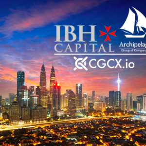 World's First Blockchain-based Investment Bank by CGCX, IBH Capital and Archipelago