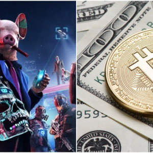 In Watch Dogs Legion, Even the Bankers Have Gone 'Full Crypto'
