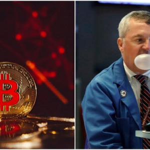 Bitcoin Is Plunging - It's Still Clobbering the Stock Market