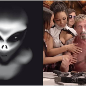 1 Million Idiots Pledge to 'Storm Area 51' & John McAfee Is the Voice of Rea–Nevermind