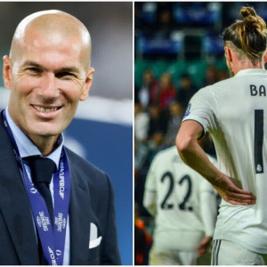 Zidane Headbutts Bale Out; Which One is the Real Madrid Legend?