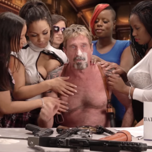 Court: Crypto Shill John McAfee Liable for Neighbor's 2012 Death