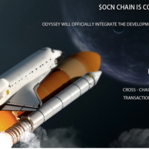 The Future of Sharing: Odyssey (OCN) Protocol Announces the Development of Its Own Advanced Cross-Protocol Blockchain