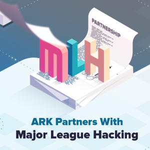 ARK Partners with Major League Hacking