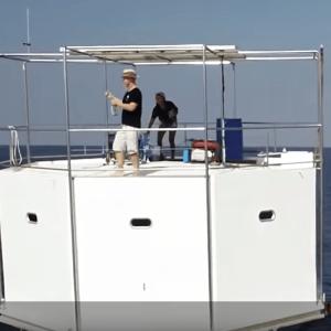 Bitcoin Couple's Seasteading Dreams Sunk by Thai Navy