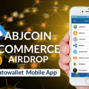 Abjcoin Commerce Partners with Satowallet to Provide 5% Weekly Airdrop to the Crypto Community