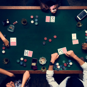 (+) Decentralized Poker: How to Play Texas Hold 'Em With EOS