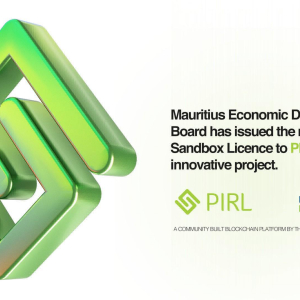 The Mauritius Government has Granted a Regulatory Sandbox License to PIRL