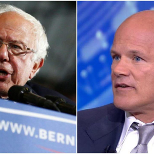 'Bitcoin Bernie': Mike Novogratz Calls for Radical Weath Redistribution