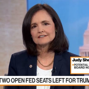 Trump's Fed Pick Isn't Just a Gold Bug - She's Also a Crypto Bull