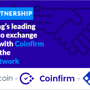 Gatecoin Partners with Coinfirm for Cryptocurrency AML and Joins the AMLT Network