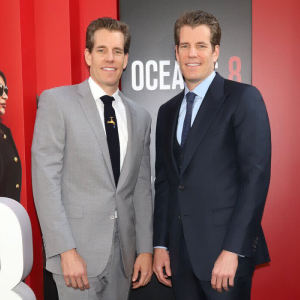 Winklevoss Twins on Bitcoin: 'We Took a Cannonball off the Diving Board'