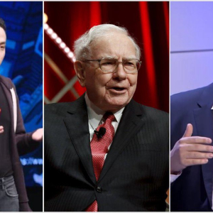 Warren Buffett Crypto Power Lunch Adds Circle CEO Jeremy Allaire