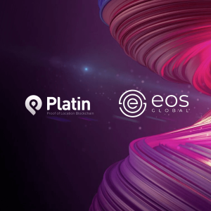 Platin Secures Investment from EOS Global's Block.one-Backed EOS Ecosystem Fund