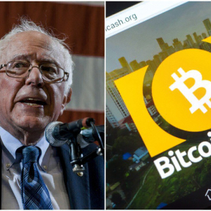 Bernie Fan Sniffs Out Bitcoin Cash Stash, Hilariously Exposes Wallet Key
