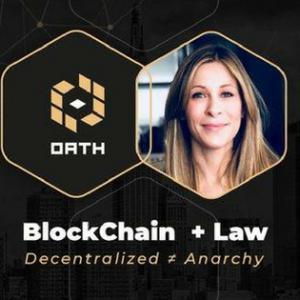 Jenny Vatrenko (Heyi Blockchain Advisory, Boies Schiller Flexner) Joins Oath Protocol's Founding Team
