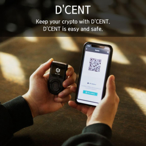 Crypto Hardware Wallet D'CENT Announces Wallet & Development Updates for iOS