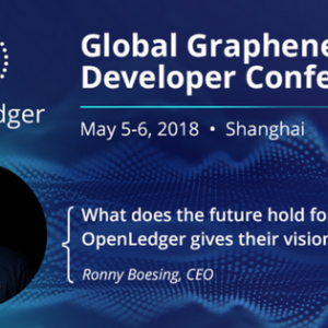At 2018 Global Graphene Developer Conference, OpenLedger ApS Lays out Their Vision for the Future of BitShares