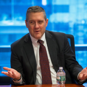 St. Louis Fed Chief James Bullard Agrees Crypto Is Disrupting Economy