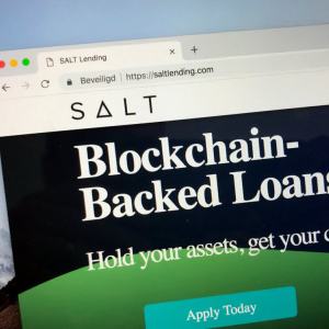 $50 Million ICO Lands Crypto Lender SALT in Hot Water with SEC: WSJ