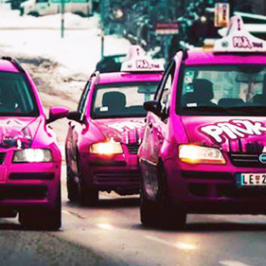 Pink Taxi: Empowering Women