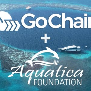 Aquatica Foundation, an Ocean Conservation Charity, Joins GoChain's Validator Network