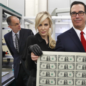 Watch Steven Mnuchin's Surprise Press Conference on Cryptocurrency