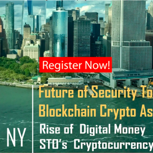 """ChainDD Is Invited to Be A Media Partner of 2020 Crypto World Summit """"The Future of Security Tokens"""" to Address Latest Blockchain Developments with Leading Industry Experts"""
