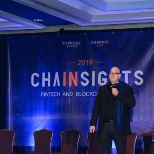 2019 CHAINSIGHTS | Daniel P. Harris: Enabling a Shared Creator Economy