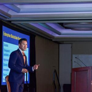 2019 CHAINSIGHTS | Jimmy Nguyen: Make Bitcoin SV be the Global Enterprise Blockchain