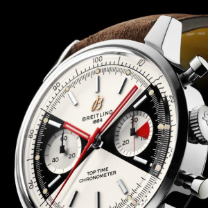 Luxury Watchmaker Breitling Adds Its First Timepieces to a Blockchain