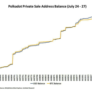 Polkadot Raises $43M in 72-Hour Private Sale: Source