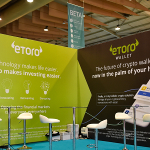 eToro to Offer Staking Rewards for Holders of TRON and Cardano