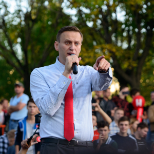 Russian Opposition Leader Raises $3 Million in Bitcoin Donations