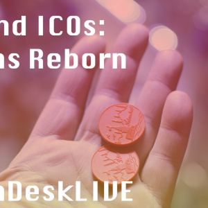 WATCH NOW: CoinDesk LIVE Presents Beyond ICOs: The Future of Tokens