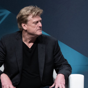 Byrne Sells Overstock Stake to Buy Crypto and Battle 'Deep State'