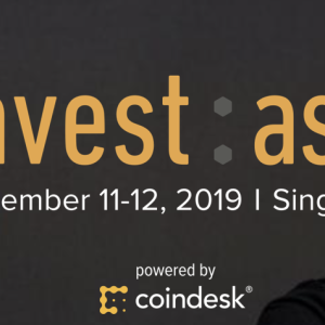 WATCH: CoinDesk LIVE from Invest: Asia in Singapore